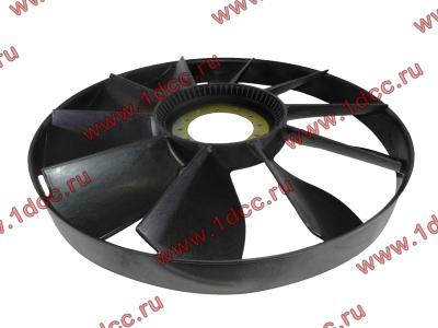 Вентилятор радиатора на гидромуфту d-640 H HOWO (ХОВО) VG2600060446 фото 1 Чита