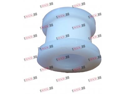 Втулка фторопластовая (передняя, кабина AZ1642430263) H2/H3 HOWO (ХОВО) AZ1642430261 фото 1 Чита