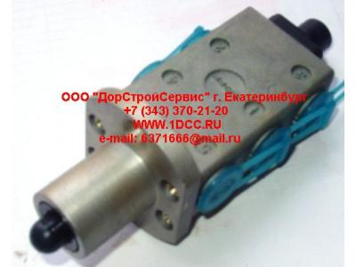 Клапан управления КПП (3+2 отв. под трубки) H2/H3,C,DF HOWO (ХОВО) F99660 фото 1 Чита