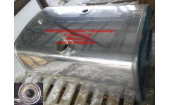Бак топливный 400 литров алюминиевый F для самосвалов фото Чита