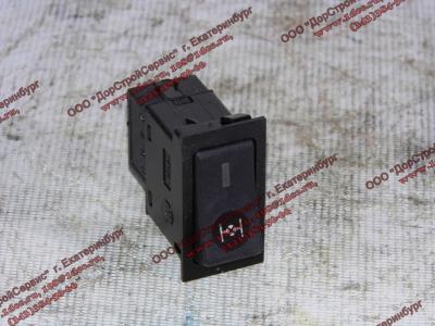 Клавиша блокировки МКД H HOWO (ХОВО)  фото 1 Чита