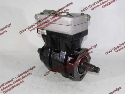 Компрессор пневмотормозов 2-х цилиндровый H2 HOWO (ХОВО) VG1560130080 фото 1 Чита