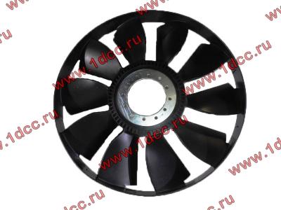 Вентилятор радиатора на гидромуфту d-590 H HOWO (ХОВО) VG1500060047 фото 1 Чита