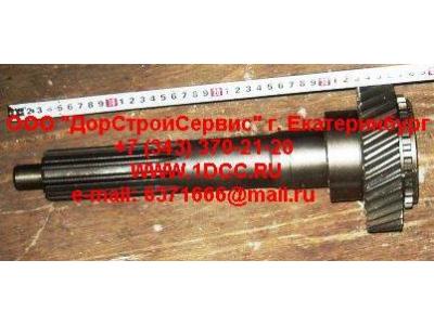 Вал первичный КПП ZF 5S-150GP d-50 H2/H3 КПП (Коробки переключения передач) 2159302060 фото 1 Чита