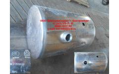 Бак топливный 380литров круглый H2/H3 фото Чита