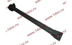 Вал карданный основной с подвесным L-1710, d-180, 4 отв. H2/H3