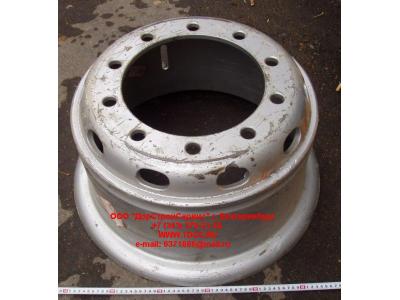 Диск колесный R20х8,5 10 отв. H2/H3/SH HOWO (ХОВО) WG9112610062 фото 1 Чита