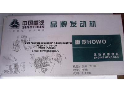 Комплект прокладок на двигатель H3 HOWO (ХОВО) WD615E3-XLB фото 1 Чита