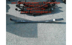 Лист SH F3000 6х4 №2 передней рессоры