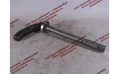 Вал вилки выключения сцепления КПП HW19710 H фото Чита