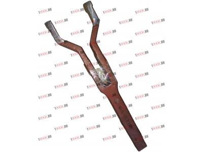 Вилка выжимного подшипника 430 H HOWO (ХОВО) JS180-1601021-2 фото 1 Чита