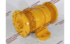 Вал промежуточной опоры карданных валов привода переднего моста CDM 855 фото Чита