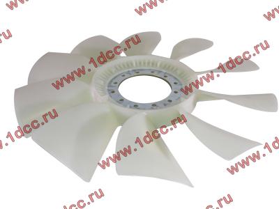 Вентилятор радиатора (на гидромуфту) без кольца d-590 H HOWO (ХОВО) 61500060131 фото 1 Чита