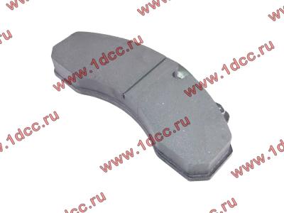 Колодка тормозная H A7 дисковые тормоза HOWO A7 WG9100443050 фото 1 Чита
