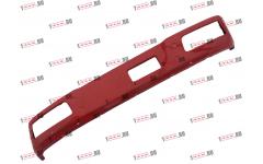 Бампер F красный металлический (до 2007г) для самосвалов фото Чита