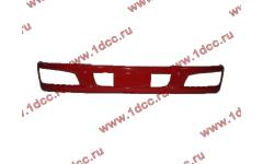 Бампер F красный пластиковый для самосвалов фото Чита
