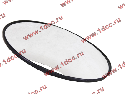 Зеркало сферическое (круглое) H2/H3 HOWO (ХОВО) WG1642770004 фото 1 Чита