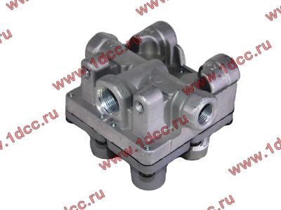 Клапан предохранительный 4-х контурный H2/H3 HOWO (ХОВО) WG9000360366 фото 1 Чита