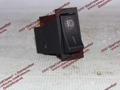 Клавиша противотуманных фар передних H HOWO (ХОВО) WG9719582002 фото 1 Чита