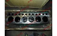 Блок цилиндров двигатель WD615 CDM фото Чита