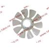 Вентилятор радиатора (на гидромуфту) без кольца d-590 H HOWO (ХОВО) 61500060131 фото 2 Чита