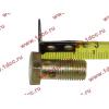 Болт пустотелый М12х1,25 (штуцер топливный) H HOWO (ХОВО) 90003962607 фото 2 Чита
