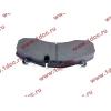 Колодка тормозная H A7 дисковые тормоза HOWO A7 WG9100443050 фото 2 Чита