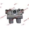 Клапан предохранительный 4-х контурный H2/H3 HOWO (ХОВО) WG9000360366 фото 2 Чита