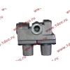 Клапан предохранительный 4-х контурный H2/H3 HOWO (ХОВО) WG9000360366 фото 3 Чита
