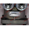 Кран главный тормозной H3 (WABCO) HOWO (ХОВО) WG9000360520/1 фото 3 Чита