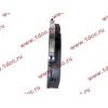 Колодка тормозная H A7 дисковые тормоза HOWO A7 WG9100443050 фото 4 Чита