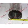 Гофра-труба выхлопная 6х4 с юбкой H2/H3 HOWO (ХОВО) WG9725540053 фото 5 Чита