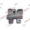 Клапан предохранительный 4-х контурный H2/H3 HOWO (ХОВО) WG9000360366 фото 5 Чита