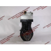 Компрессор пневмотормозов 2-х цилиндровый H2 HOWO (ХОВО) VG1560130080 фото 6 Чита